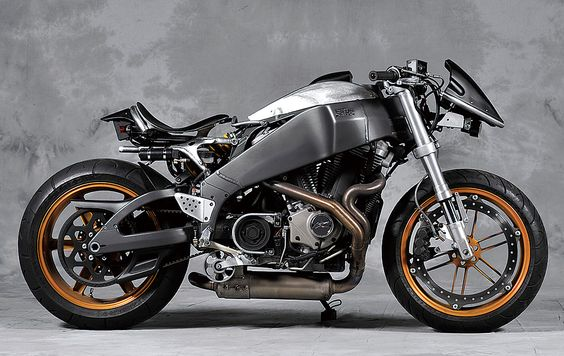 Buell XB12R Custom by Taste Concept Motor Cycle