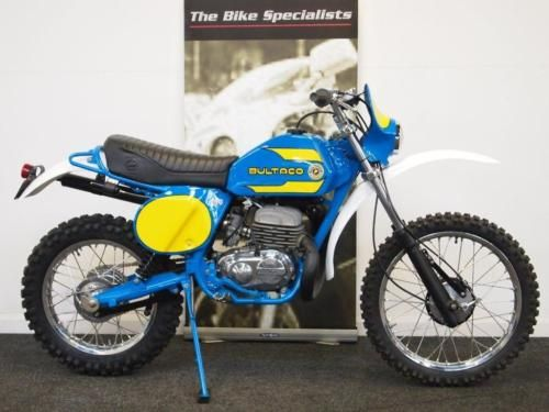 Bultaco FRONTERA 370 - STUNNING CONDITION in Cars, Motorcycles & Vehicles, Motorcycles & Scooters, Other Motorcycles   eBay
