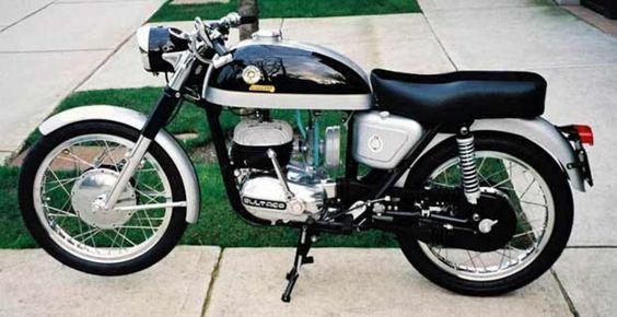 bultaco motorcycles | Bultaco Metralla Pictures