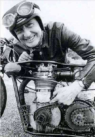 Burt Munro World's Fastest Indian Motorcycle