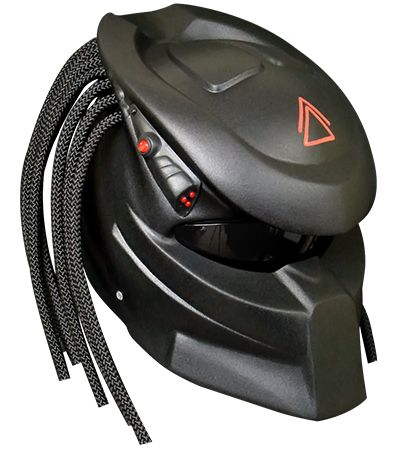 Buy original Predator helmet (official website NLO-MOTO)