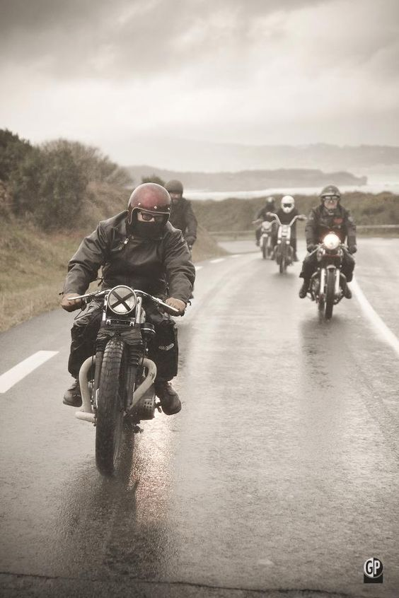 #caferacer #riding #motos #motorcycles | Cafe Racer Pasión