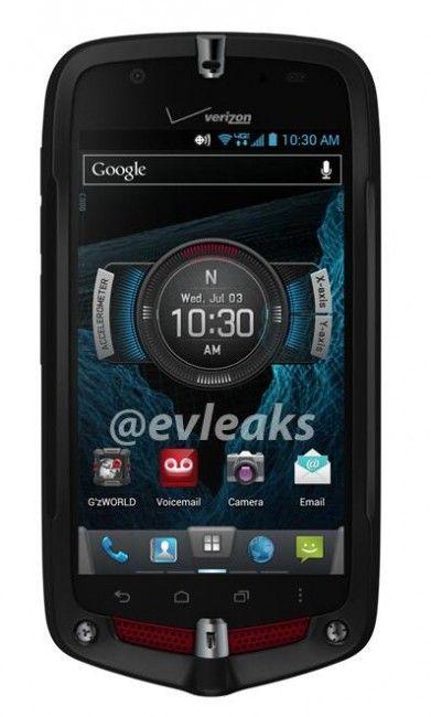 Casio Commando 4G LTE