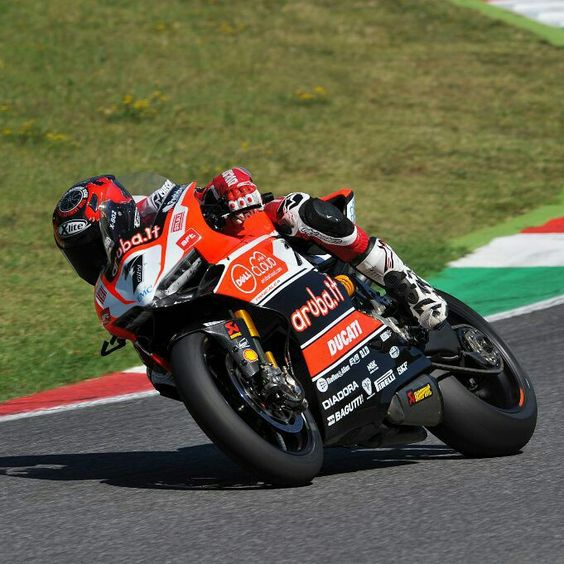 Checa testing panigale