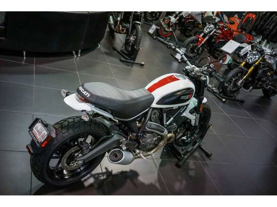 Check out this 2015 Custom DUCATI SCRAMBLER ICON listing in Brea, CA 92821 on  It is a Custom Motorcycle and is for sale at $9499.