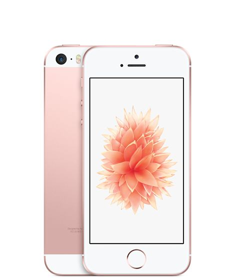 Choose from silver, gold, space gray, and rose gold. Buy online on  or visit an Apple Store starting  to trade up to iPhone SE.