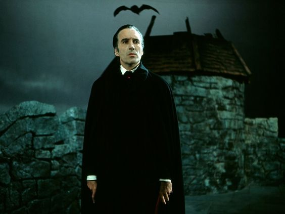 christopher lee dracula - Google Search