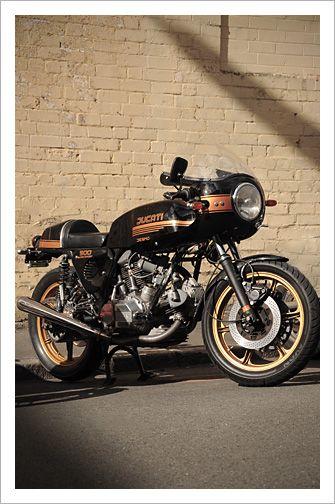 Classic Ducati