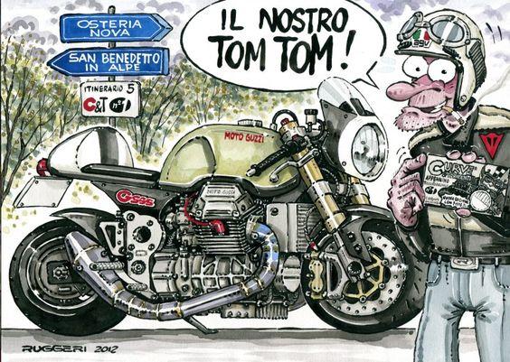 comical Moto Guzzi !! --- img071