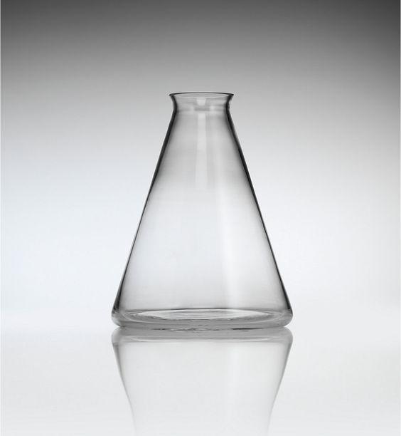 Conran – Vase conique style erlenmeyer