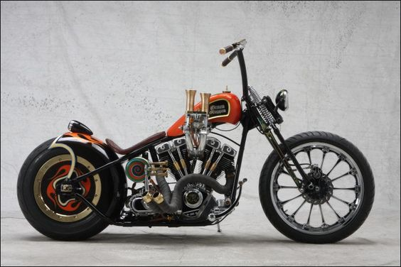 cool Custom Bike