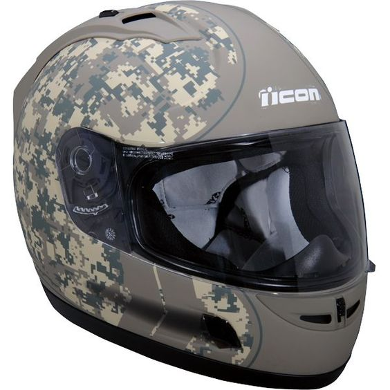 Cool Motorcycle Helmets | Pretty cool motorcycle  -