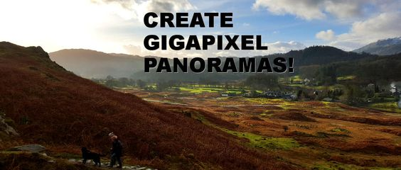 Create panoramas from videos that look fantastic