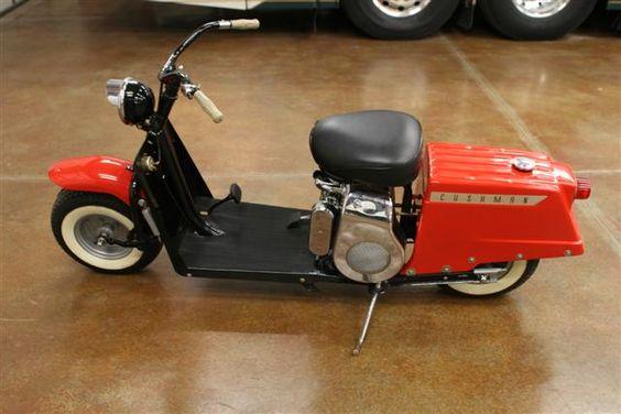 cushman scooter - Google Search
