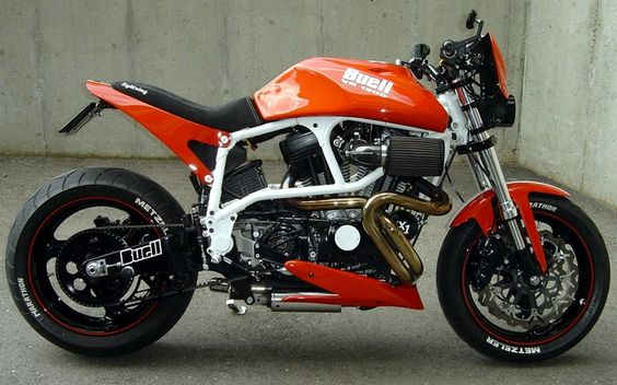 Custom Buell. It is orange. Also has Blacks. Like Close to #000000 black, but not quite