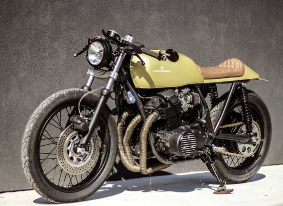 Custom Honda CB750 2 740x538 Honda CB750 Custom by Purebreed Fine Motorcycles