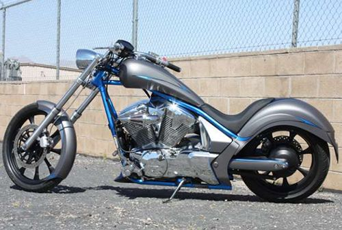 Custom Honda Fury