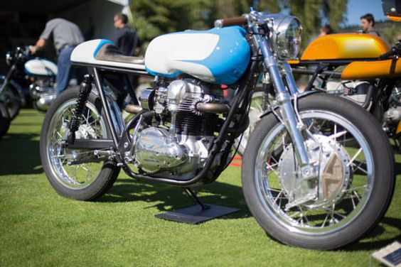 Custom Kawasaki W650 by Revival Cycles