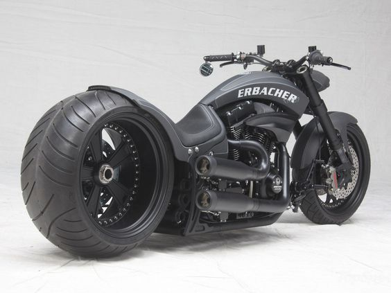 custom motorcycle | Wallpapers Custom Bikes Photo Gallery H R Erbacher The One Motorcycle ...