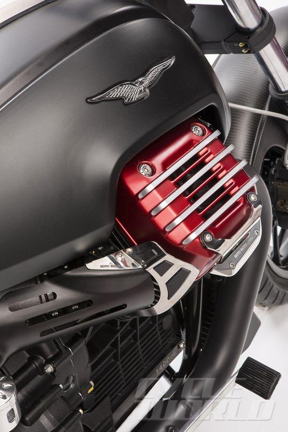 Cycle World - Moto Guzzi Eldorado 1400 & Audace 1400 - FIRST RIDE