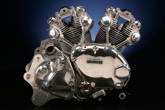 Damn sexy Vincent motor
