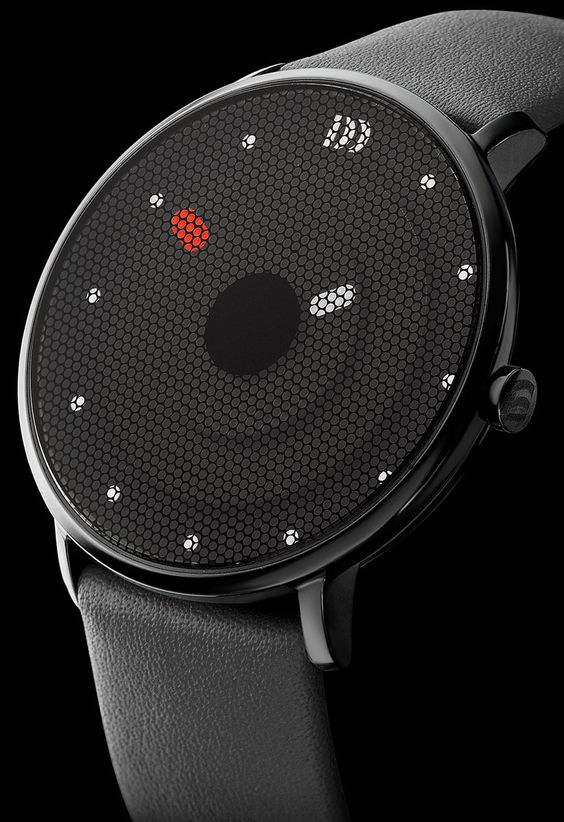 Danish Design IV13Q1022 Danskreen Black Watch looks different