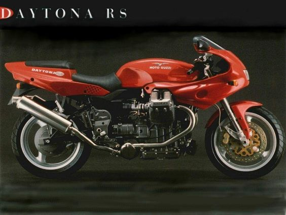 Daytona RS, 1996-2000