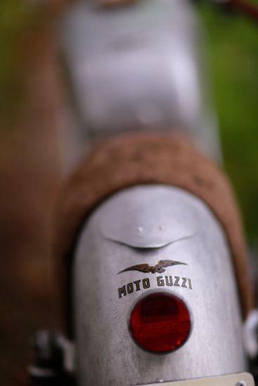 Denis Boussard's Portfolio - FALCONE MOTO-GUZZI