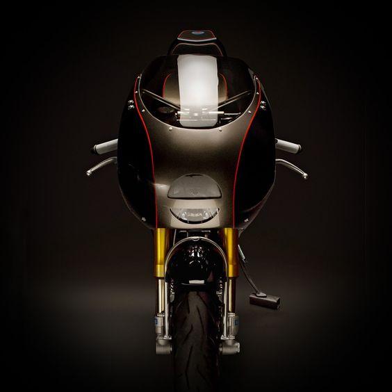 Digital Directiv's electrifying custom Ducati
