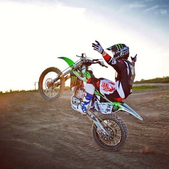 Dirt bike | stoked