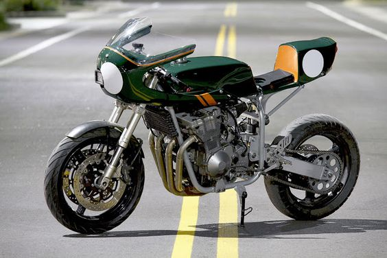 DIY Delight - Moto8ight cafe racer kit ~ Return of the Cafe Racers