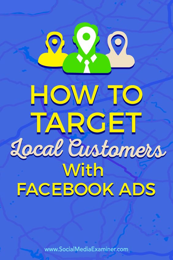Do you want to connect with local customers on Facebook? Facebook ads offer a quick, easy, cost-effective way to reach consumers in your local area. In this article, you'll discover how to get your business in front of local customers using Facebook ads. Via @Social Media Examiner.