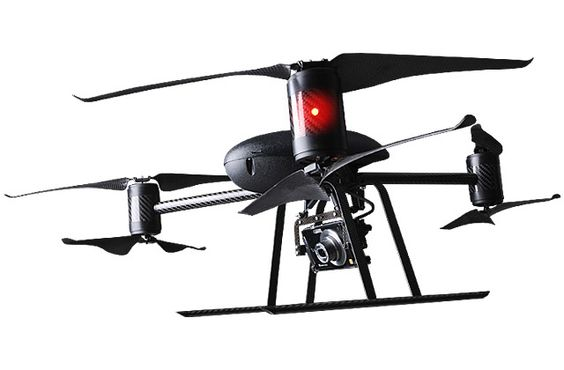 Draganflyer X6 - UAV Helicopter Aerial Video Platform