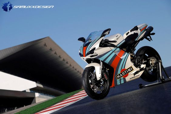 Ducati 1198 Martini Racing by  on @DeviantArt
