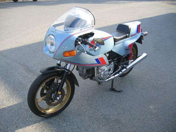Ducati 500 Pantah #4