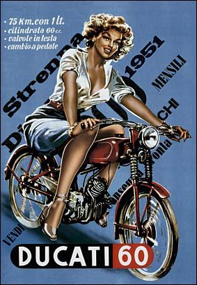 Ducati 60 1951