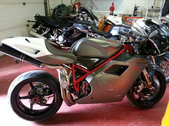 Ducati 748s custom