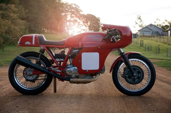 Ducati 750