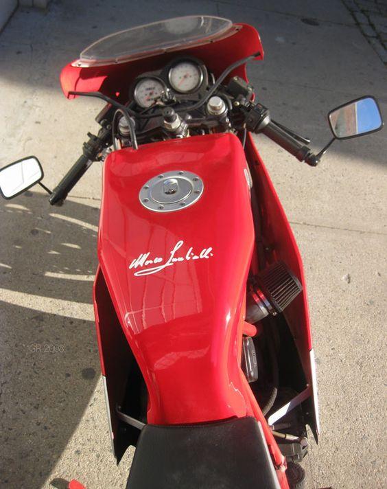 Ducati 750 Laguna Seca -