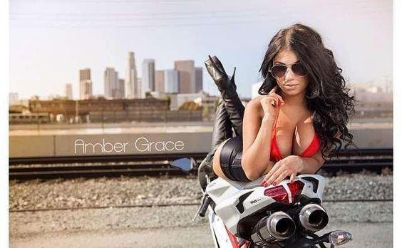 Ducati 848.