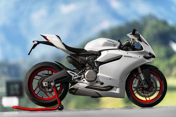 Ducati 899 Panigale-Could be one of the best handling street bikes made. Not as track focused as the 1199.