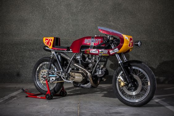 Ducati 900 bevel by XTR Pepo