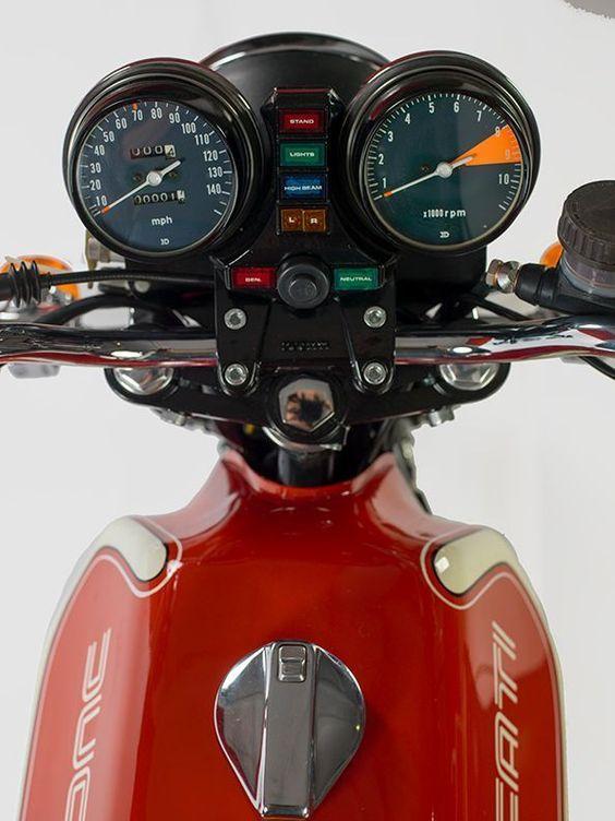 """Ducati 900 SD """"Darmah"""", 1977. The Stuart Parr Collection"""