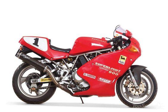 Ducati 900 Superlight Desmodue