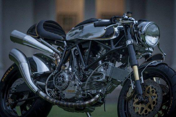 """Ducati 900ss Cafe Racer """"Velocità dEpoca"""" by BCR - Benjie's Cafe Racer #motorcycles #caferacer #motos  """