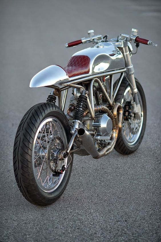 Ducati 900SS SP J63 cafe racer
