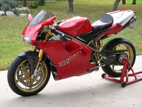 Ducati 916 sps