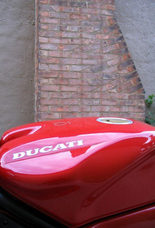 Ducati 916 Tank