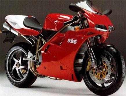 Ducati 996 SPS (1998 - 2000)