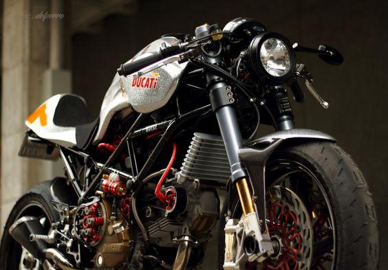 ..._Ducati cafe Racer, Ducati monster S2R 1000 Cafe Racer, By Radical ducati